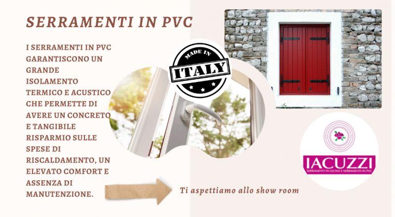 Offerta produzione serramenti in pvc a Pordenone – occasione infissi in pvc a Pordenone
