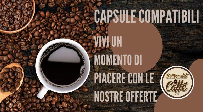Vendita capsule compatibili di caffè a Novara – occasione vendita caffè in cialde a Novara