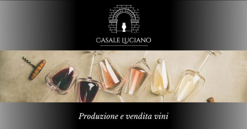 Offerta produzione e vendita vino Frosinone - occasione produzione vino Roma