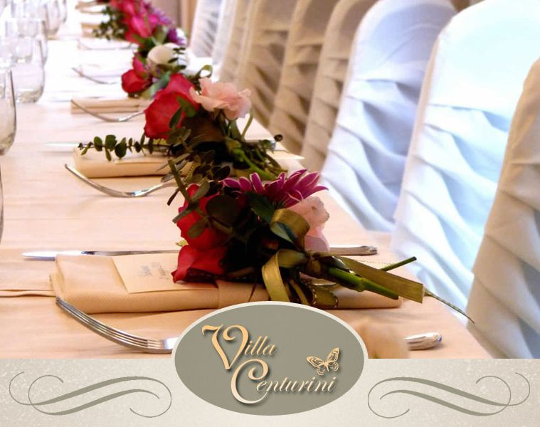 offerta villa per matrimoni - prenotazione location per matrimoni terni centro