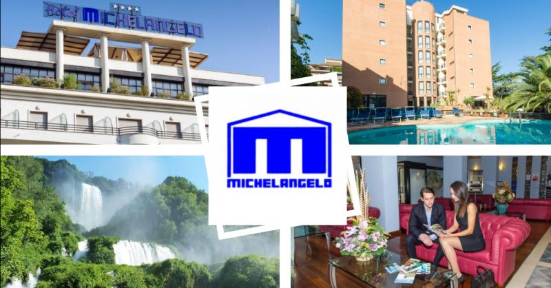 HOTEL MICHELANGELO offerta hotel 4 stelle a Terni - occasione soggiorno a Terni