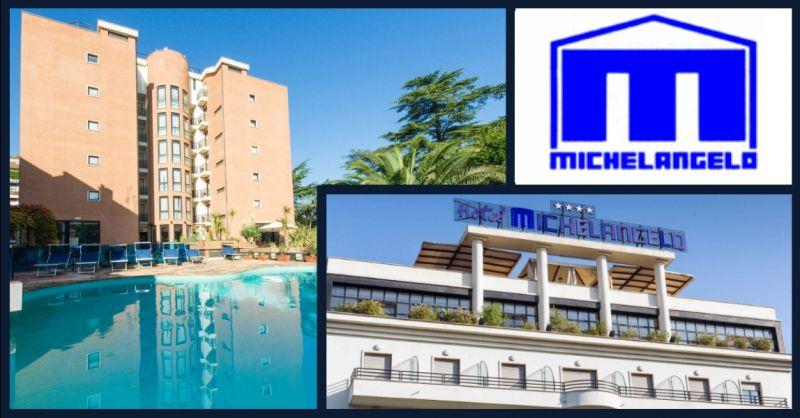 HOTEL MICHELANGELO offerta vacanze a Terni - occasione pernottamento a Terni