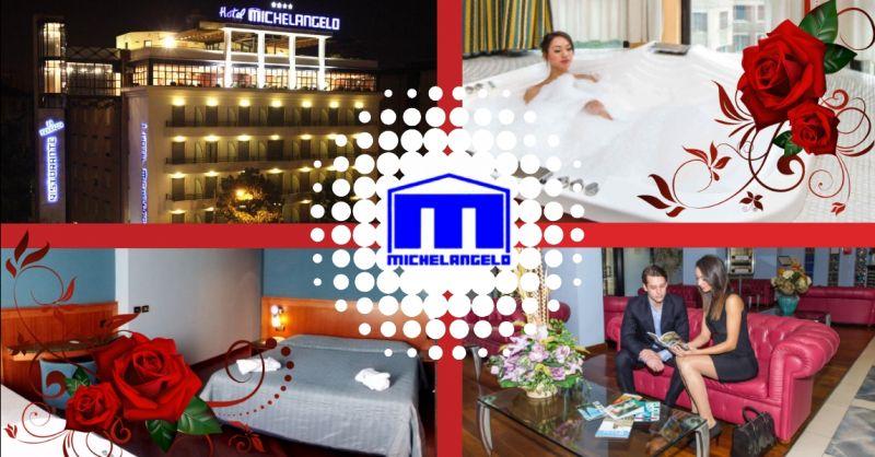 HOTEL MICHELANGELO offerta suite con jacuzzi a Terni - occasione camera con piscina a Terni
