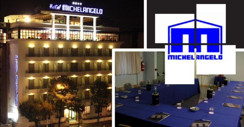 HOTEL MICHELANGELO offerta sala per congressi a Terni - occasione hotel per congressi a Terni