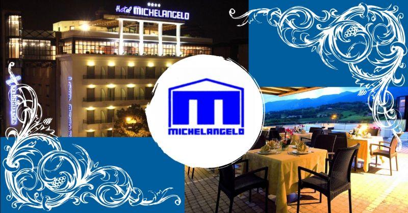HOTEL MICHELANGELO offerta ristorante a Terni - occasione ristorante La Terrazza a Terni