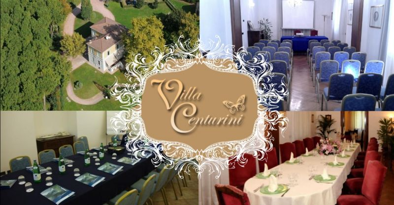 VILLA CENTURINI offerta sale per meeting a Terni - occasione sale per riunioni a Terni