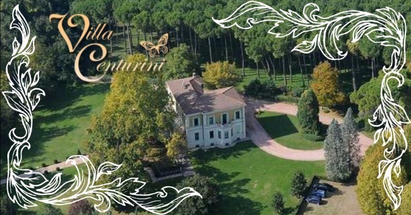 VILLA CENTURINI offerta location per eventi aziendali a Terni - occasione sede per convegni