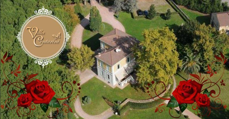 VILLA CENTURINI offerta matrimoni in villa a Terni - occasione ricevimenti in Villa Centurini