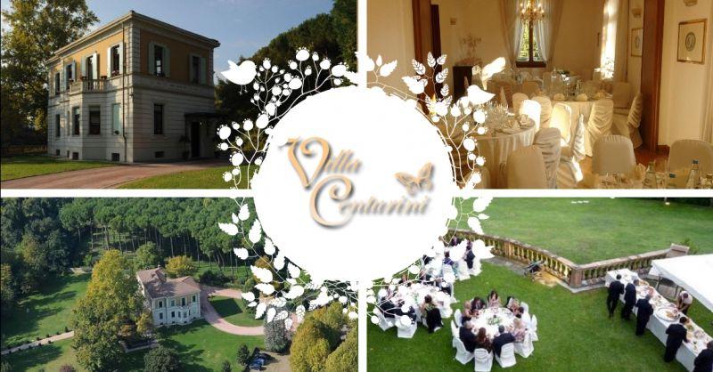 VILLA CENTURINI offerta villa per cerimonie private - occasione location per feste di laurea