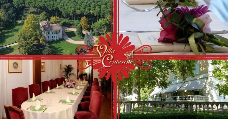 VILLA CENTURINI offerta villa per feste di compleanno Terni - occasione location per battesimi