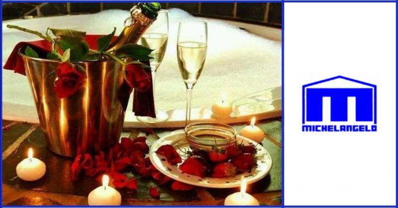offerta prenotazione weekend romantico Terni - occasione suite con vasca idromassaggio Terni