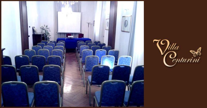 offerta prenotazione location per eventi aziendali Terni - occasione villa storica per mostre