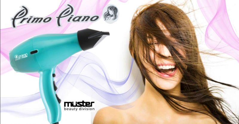 Offerta phon professionale Muster Terni - promozione asciugacapelli per parrucchieri in sconto