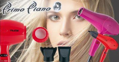 offerta vendita phon professionale muster terni occasione asciugacapelli leggero professionale terni