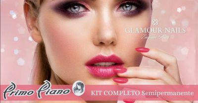offerta kit unghie completo semipermanente terni occasione vendita kit smalto semipermanente terni