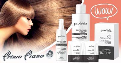 offerta kit ricostruzione capelli professionale promozione vendita kit capelli profesia terni