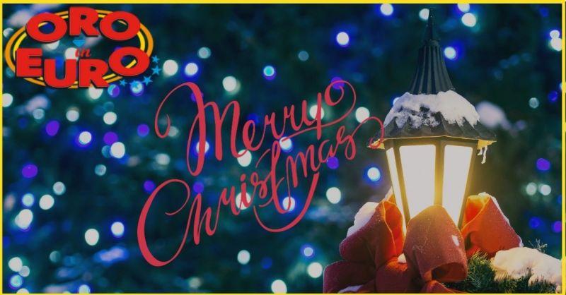 Compro oro offerta auguri di Natale - occasione valutazione gioielli usati
