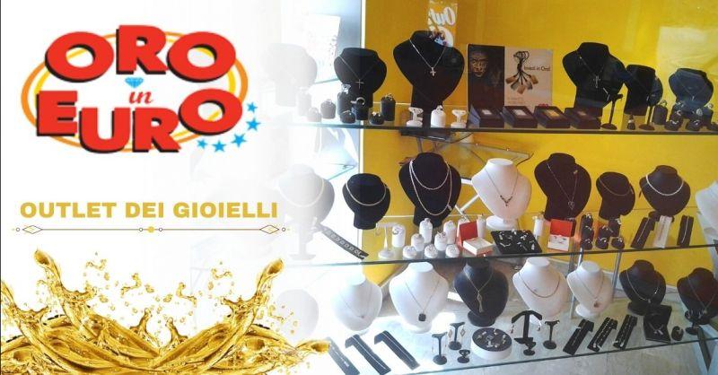 Offerta vendita gioielli prezzi outlet Terni - Occasione servizio valutazione diamanti usati Terni