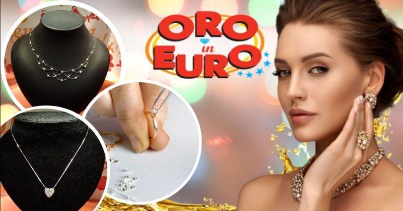 Promozione acquisto gioielli prezzi outlet Terni - Occasione gioielli usati rigenerati al prezzo migliore Terni