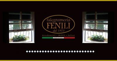 falegnameria fenili offerta produzione finestre ghigliottina occasione prodotto made italy