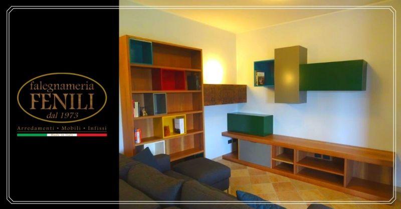 Offerta realizzazione arredamenti su misura Terni - occasione mobili soggiorno moderno Terni