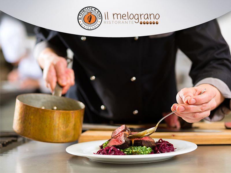 offerta ristorante cucina umbra promozione organizzazione eventi ristorante il melograno