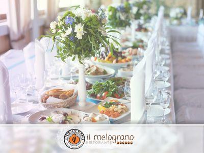 offerta sala cerimonie ristorante organizzazione banchetti matrimoni compleanni meeting