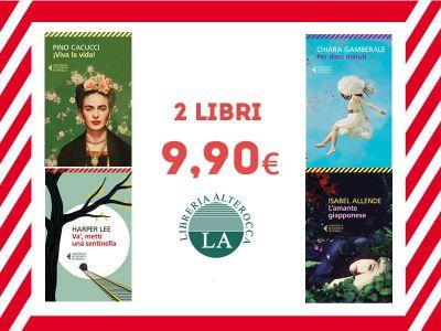 offerta libri universale economica feltrinelli occasione due libri 9 euro libreria alterocc