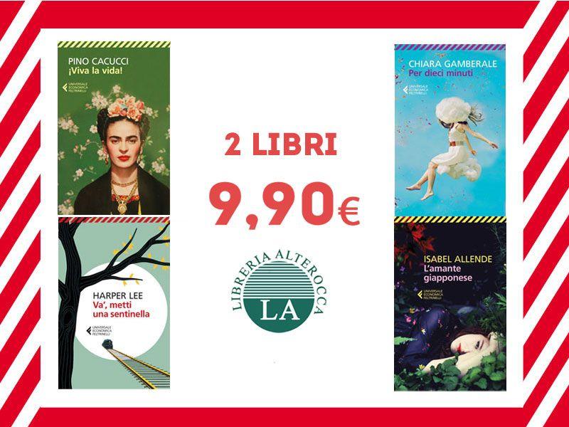 Offerta libri universale economica feltrinelli sihappy for Libri in offerta