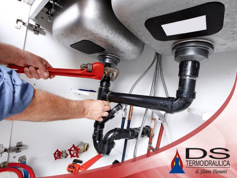offerta servizio idraulico - promozione pronto intervento idraulico - ds termoidraulica
