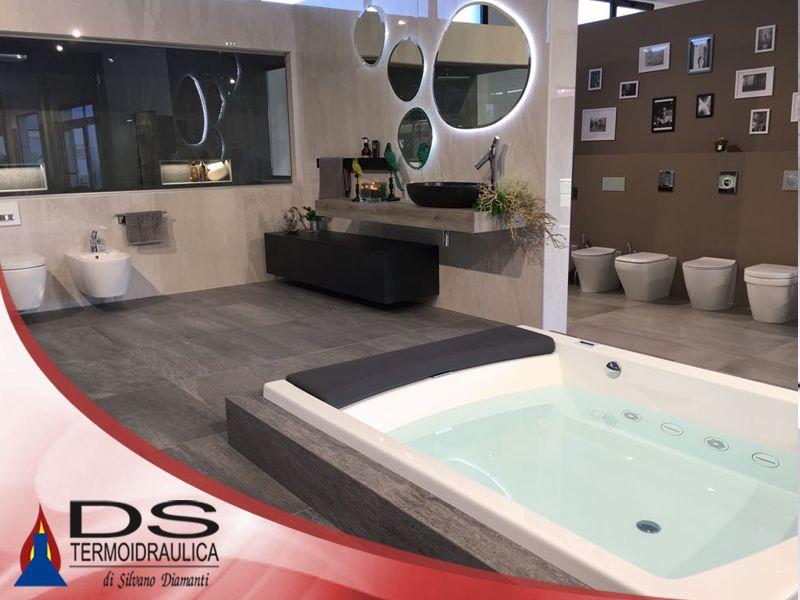 offerta montaggio accessori bagno - promozione installazione bagno - ds termoidraulica diamanti