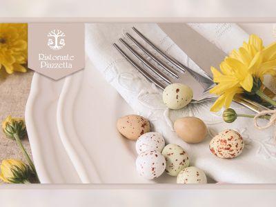 offerta menu pasqua tradizionale promozione pranzo pasqua ristorante piazzetta