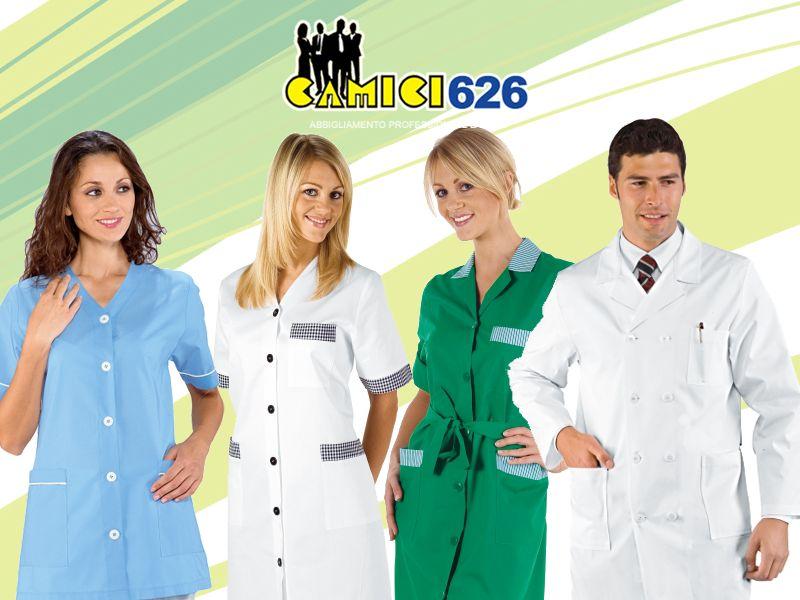offerta camici da lavoro - promozione camice professionale - camici 626