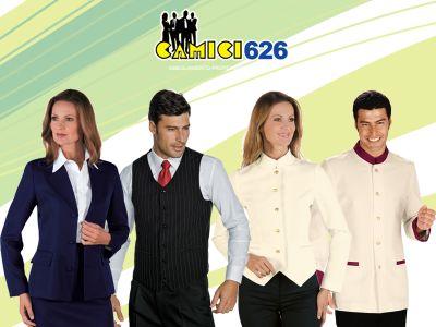 offerta divisa da lavoro promozione divisa professionale camici 626