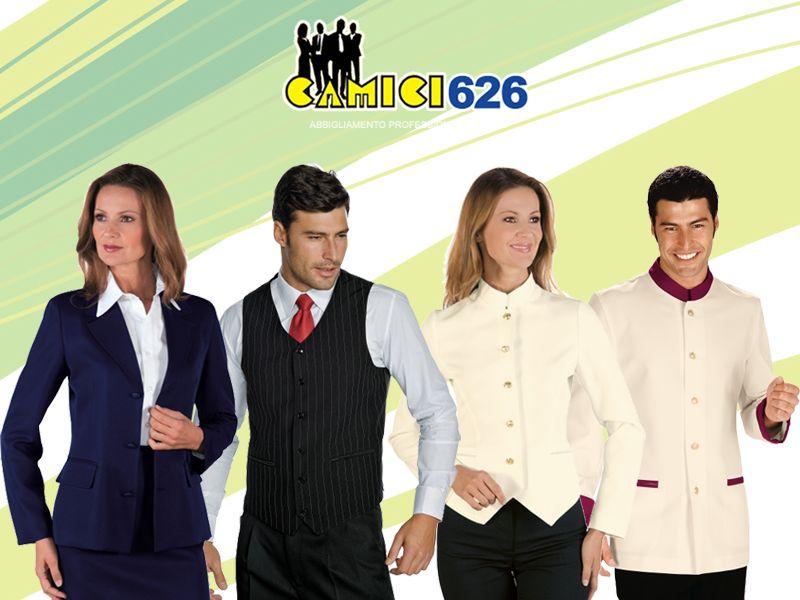 offerta divisa da lavoro - promozione divisa professionale - camici 626