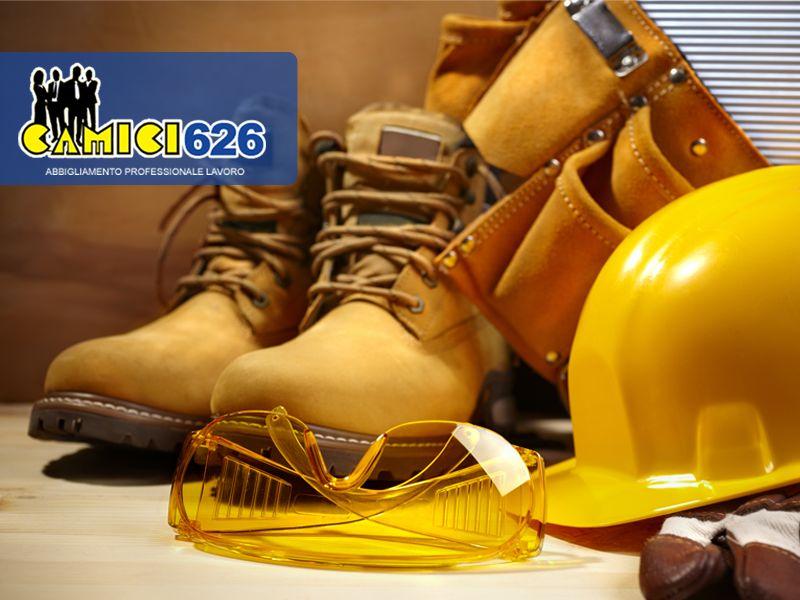 offerta calzature antinfortunistiche - promozione calzature da lavoro - camici 626