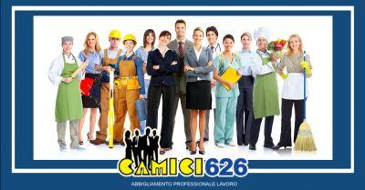 camici626 offerta giacche da cuoco a terni occasione vendita grembiuli da lavoro a terni