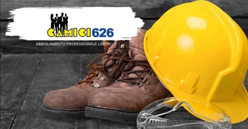 offerta vendita scarpe antinfortunistiche a Terni - occasione scarpe da lavoro a Terni