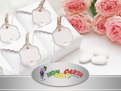 offerta bomboniere ceramica promozione bomboniere vetro legno argento non solo carta