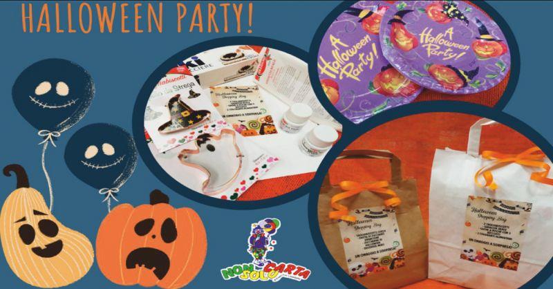 non solo carta offerta addobbi halloween - occasione articoli per halloween perugia