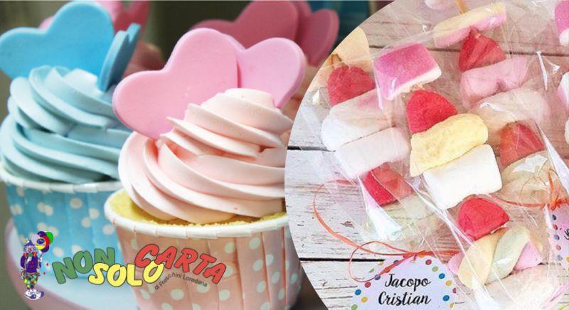 non solo carta offerta confetti perugia - occasione stampi per torte perugia