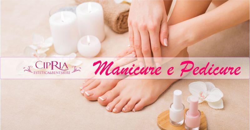 CIPRIA CENTRO ESTETICO QUARTU - offerta manicure pedicure gel e smalto semipermanente