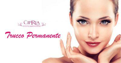 cipria centro estetico quartu offerta trucco permanente micropigmentazione dermopigmentazione
