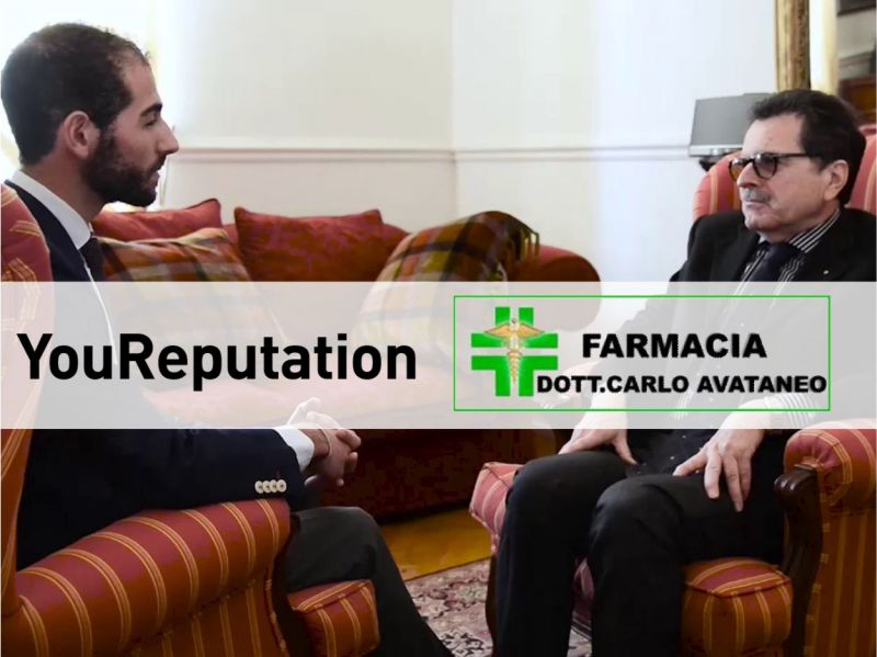 intervista dr. Carlo Avataneo la salute in farmacia - opinioni Farmacia Avataneo Selargius
