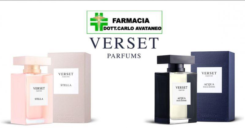 FARMACIA CARLO AVATANEO - offerta profumi Verset cofanetto regalo