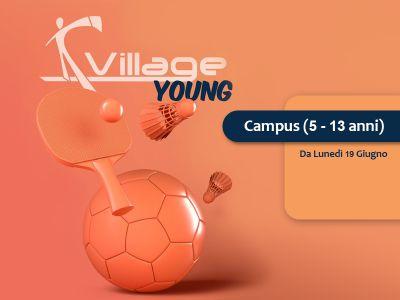 offerta campus estivi bambini todi promozione campus bambini 5 e 13 anni todi village