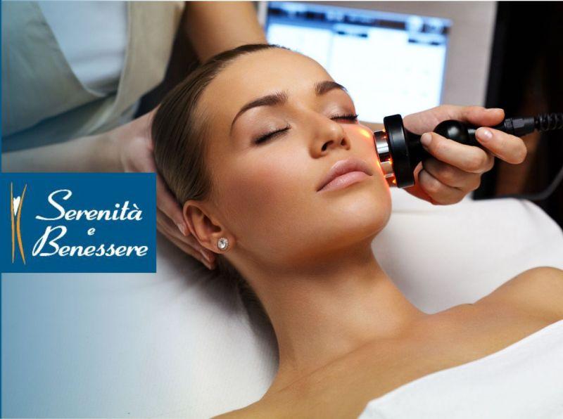 promozione radiofrequenza offerta lettino ad infrarossi ossygena serenit e benessere