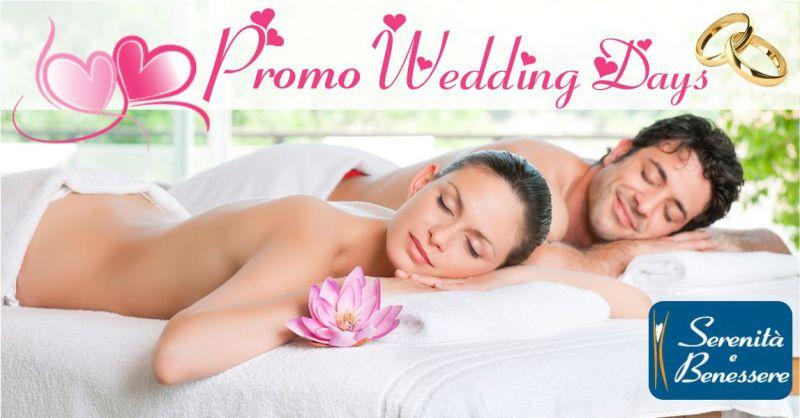offerta sposi centro estetico - promozione percorso benessere completo per due