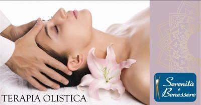 serenita e benessere offerta terapia olistica rimedi per migliorare equilibrio psicofisico