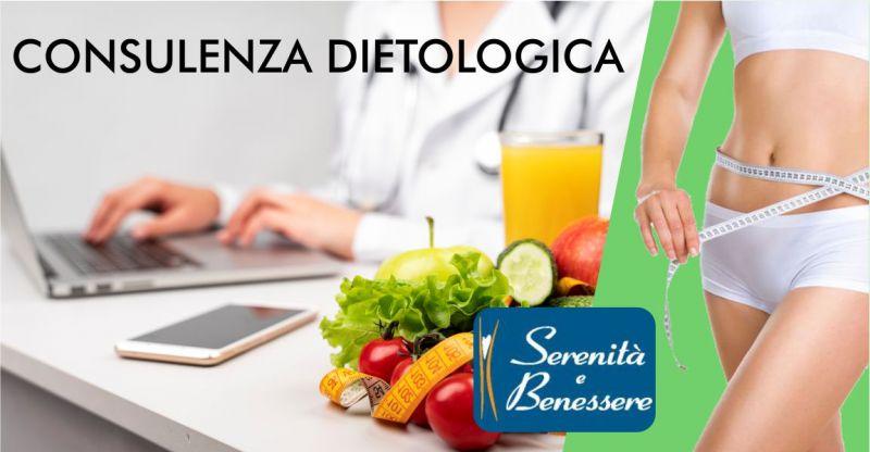 Serenita e Benessere - Offerta consulenza dietologica e nutrizionale gratuita mirata al dimagrimento